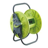 Катушка из пластика для садового шланга без колес Presto PS Green 60 м 1/2 3201 G