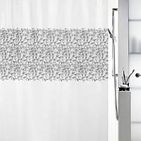 Шторка для ванной текстильная Spirella IROKO 180х200