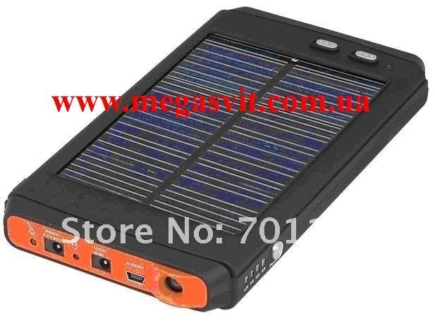 Солнечные батареи solar charger емкостью 16000мАч