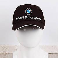 Черная кепка BMW Motorsport