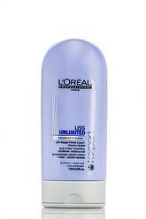 Loreal Prof. Liss Unlimited - Уход для гладкости непослушных волос - до 05,2018 спец цена 150 -мл Код 2881