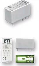 Промежуточные (вспомогательные) электромеханические реле под цоколь Миниатюрные MER