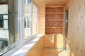 Обустройство балкона и лоджии