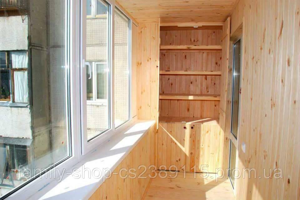фото обустройство балкона