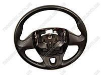 Руль (черный) б/у Renault Megane 3 484300034R
