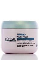 Loreal Prof.- Маска - Lumino Contrast - Для осветлённого и мелированного волоса