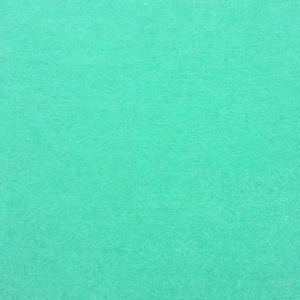 Фетр жесткий 2 мм, 50x33 см, АКВАМАРИН, Китай