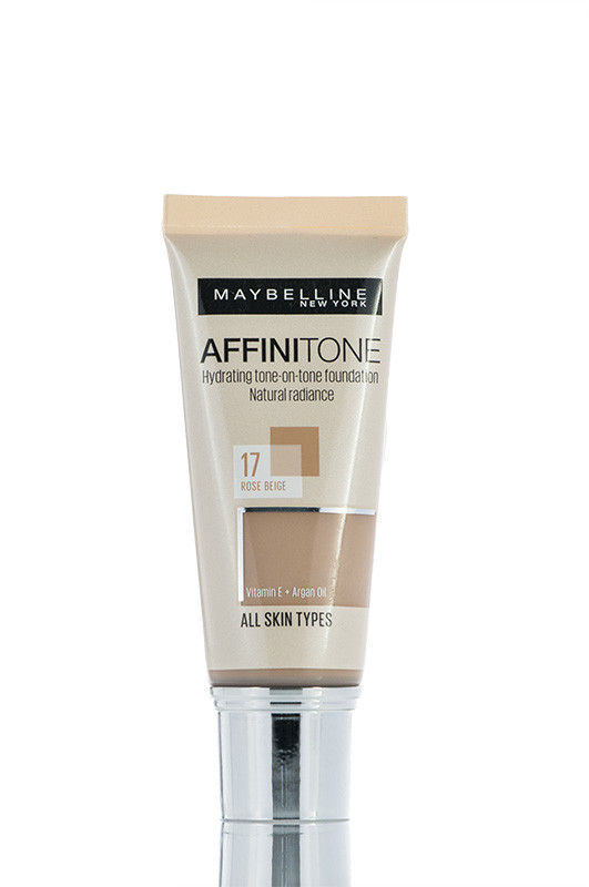 Maybelline  Тон.крем  Совершенный тон  Affinitone  №17  30 мл Код товара 9837