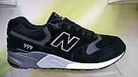 Мужские кроссовки New Balance 999 черные, фото 1