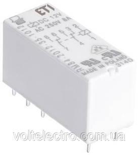 Проміжне реле MER2-024DC 2р мініатюрне
