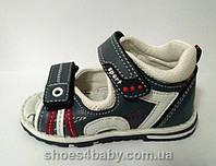 Детские босоножки (сандалии) B&G для мальчика р. 26