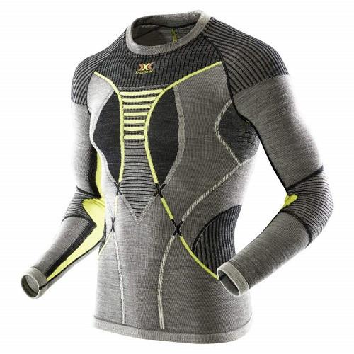 Футболка X-Bionic Apani Merino Man Shirt Long Sleeves