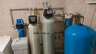 Монтаж систем водоочистки, водоподготовка, фото 1