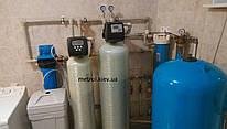 Монтаж систем водоочистки, водоподготовка