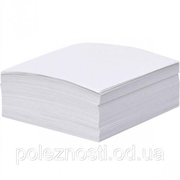 Бумага для заметок, белая