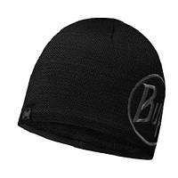 Шапка Knitted & Polar Hat Solid Logo Black