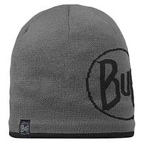 Шапка Knitted & Polar Hat Buff Logo Graphite