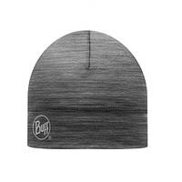 Шапка Merino Wool Hat Buff Solid Grey