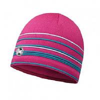 Шапка Knitted & Polar Hat Stowe Pink Azalea