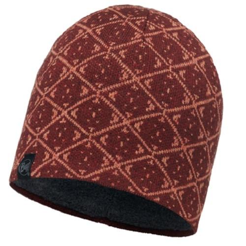 Шапка Buff Knitted & Polar Hat Ardal Wine