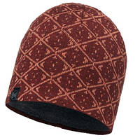 Шапка Knitted & Polar Hat Ardal Wine