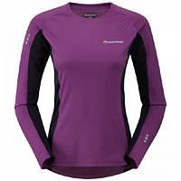Футболка c длинным рукавом Female Montane Sonic Long Sleeve T-shirt