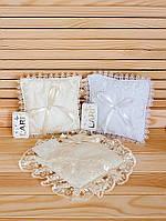 Крестильная подушечка, фото 1