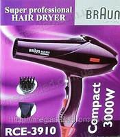 Фен для сушки волос BRAUN RCE-3910