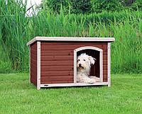 Будка Trixie Natura Classic Dog Kennel для собак с покатой крышей, 104х72х68 см