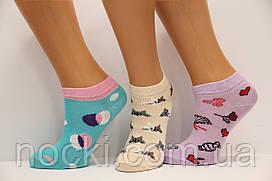 Детские короткие носки Стиль люкс ДП15