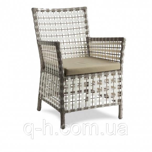 Плетеное кресло из искусственного ротанга Ajour