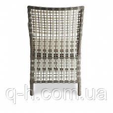 Плетеное кресло из искусственного ротанга Ajour, фото 2