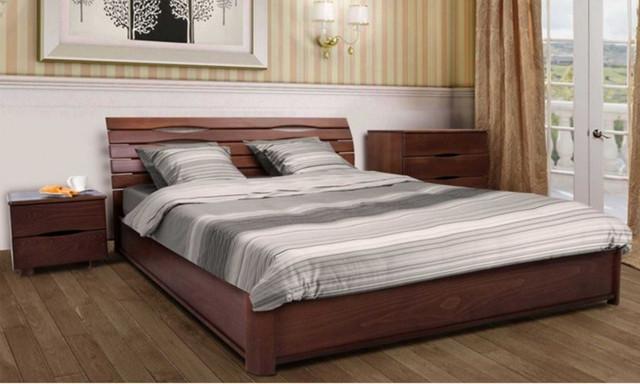 Кровать двуспальная Марита Люкс с подъёмным механизмом (В интерьер)