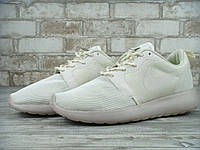 Кроссовки женские Nike Roshe Run Hyperfuse Spring 30234 бежевые