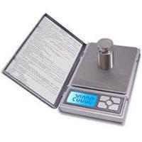 Ювелирные мини-весы электронные Digital Notebook 1108-5 (0,1-2 kg)