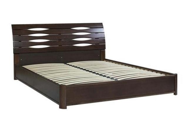 Кровать двуспальная Марита Люкс (Ламели)