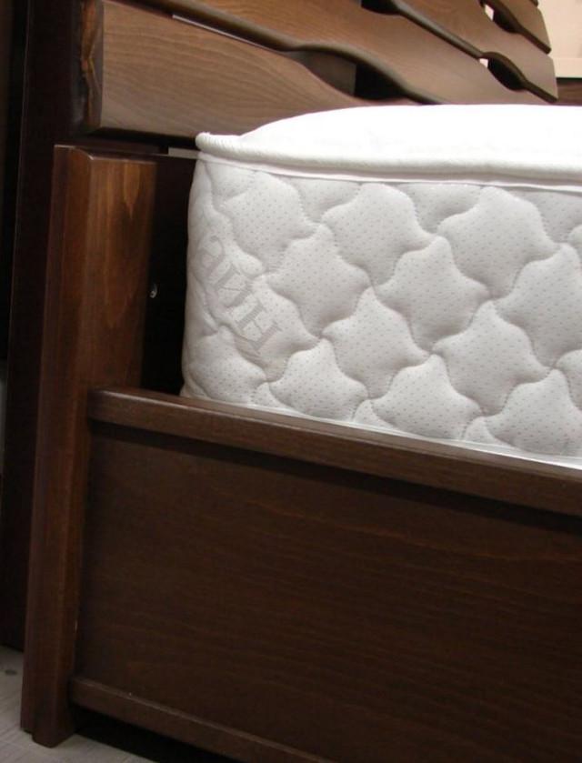 Кровать двуспальная Марита Люкс с подъёмным механизмом (Вид)