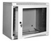 Шкаф коммутационный настенный 12U 600x450 WMNC-12U-FLAT
