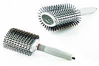 Salon - Брашинг - для укладки натуральная щетина - №15