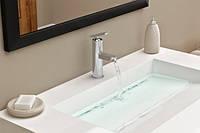 Смеситель кран для ванной и раковины
