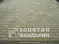 Плитка тротуарная Кирпич 200*100* 60