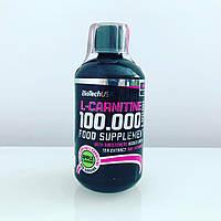 BioTech USA L-carnitine 100.000 mg 500 ml (Вишня)
