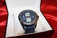 Часы мужские Сurren (blue) нейлон.