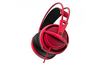 STEELSERIES Siberia 200, forget red (51135)