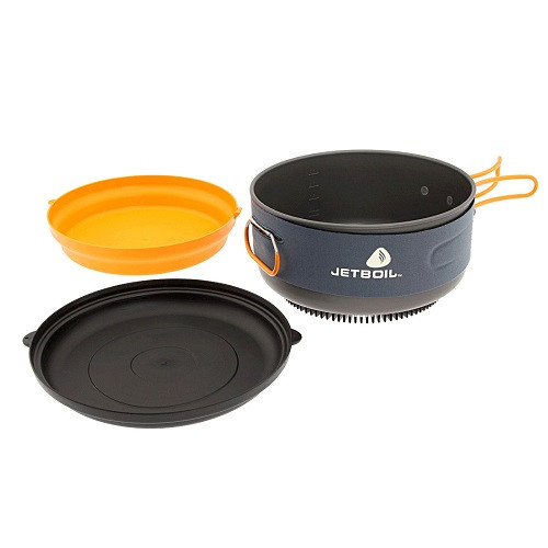 Кастрюля Jetboil 3L FluxRing Cooking Pot Helios
