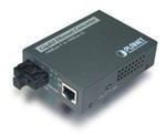 Медиаконвертор PLANET FT-802, 10/100-TX to 100Base-FX (SC)