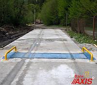 Автомобильные весы подкладные АКСИС20-Д, 20 т  (на одну ось) 3,2х0,8