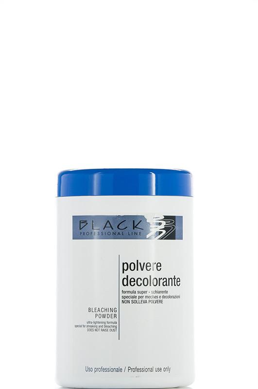 Black Bleashing Powder Порошок для осветления волос 500 мл Код 3726