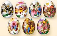 """Термонаклейки на пасхальные яйца """"Бабочки"""""""