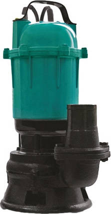 Насос фекальный DELTA WQD10-10 1,1 кВт (10 мᵌ/ч | 10 м.) , фото 2